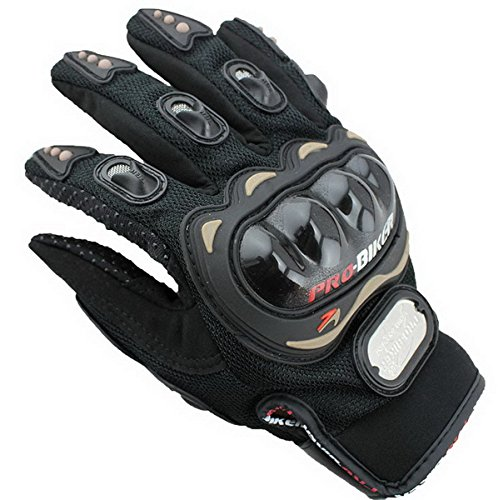 Motorcycle Motocross Riding ATV Racing Cycling Bike Full Finger Gloves