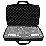 Odyssey Innovative Designs Streemline Series Universal Molded EVA Carrying Bag for DJ Controllers, Small Size