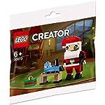 LEGO-30573-Creator-Babbo-Natale-set-da-costruzione-multicolore