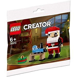 Lego 30573 Creator - Set da costruzione, motivo: Babbo Natale, multicolore LEGO Creator 3-in-1 LEGO