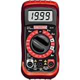 Craftsman 8 Function Multimeter 20 Ranges Continuit and Diode Test (Packaging May Vary)