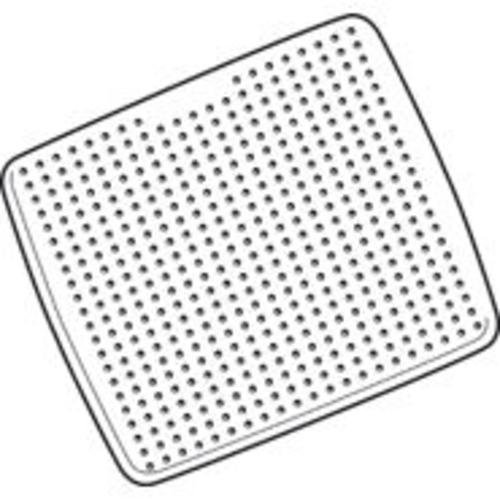 Rubbermaid Bathtub Mat - Rubbermaid Commercial Products Rcp 7112-04 Whi Safety Grip Shower Mat 4/Case RCP 7112-04 WHI