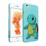 "iPhone 6s Plus Pokemon Case, DURARMOR® TrendzArmor iPhone 6 Plus Pokemon Squirtle Case [Lifetime Warranty] Pokemon Go Ultra Slim Fit Hard Case Protector Cover for 5.5"" inches iphone 6s Plus, 6 Plus"