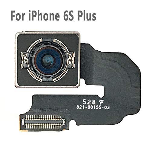 UTechZH 12MP Autofocus Main Back Rear Camera Module Flex Cable Replacement Part Compatible for iPhone 6s Plus 5.5