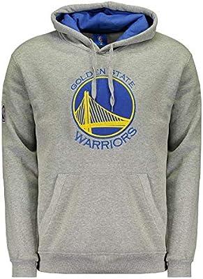 70a6fc3d9 Moletom NBA Golden State Warriors  Amazon.com.br  Esportes e Aventura