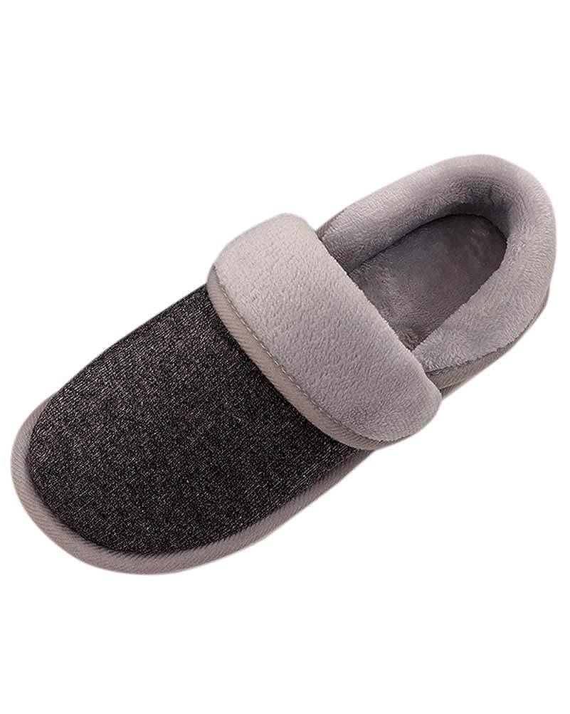 Suncaya Donna Uomo Unisex Pantofole da Casa Antiscivolo Scarpe per Autunno  Inverno  Amazon.it  Scarpe e borse b964c1e4e1a