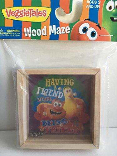 Veggie Tales Mini Square Maze (00800) ()
