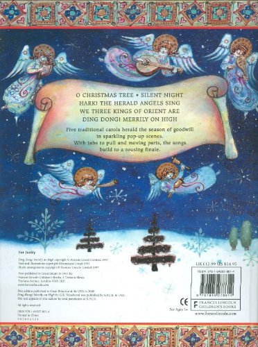 A Pop-up Book of Christmas Carols Merrily on High Ding Dong