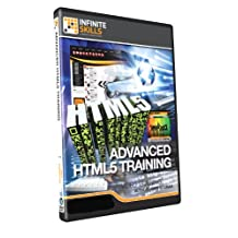 Advanced HTML5 Training DVD