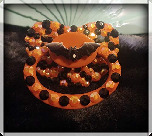 Deluxe Bat Halloween Adult Pacifier