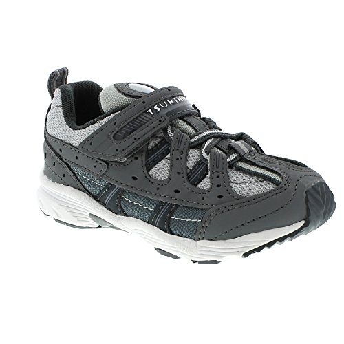 Tsukihoshi Child 20 Fashion Sneaker , Gray/Gray, 8.5 M US To