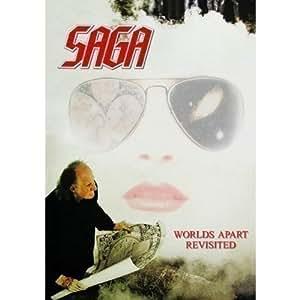 Saga - Worlds Apart Revisited (2DVD/2CD)