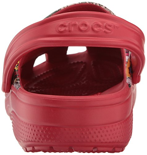 Pictures of Crocs Unisex Classic Spiderman Clog Mule 14 M US 8
