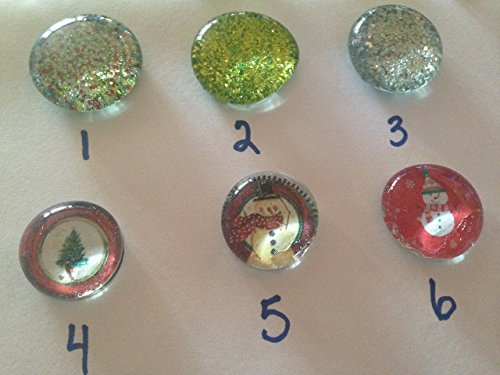 Design your own gift christmas glass decorative tacks for Design your own cork board