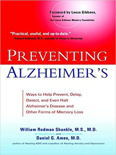 Memory Cure: How to Protect Your Brain Against Memory Loss and Alzheimers Disease 2004 Edition