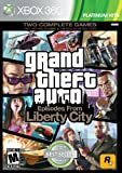 xbox 360 games grand theft auto - Grand Theft Auto: Episodes from Liberty City