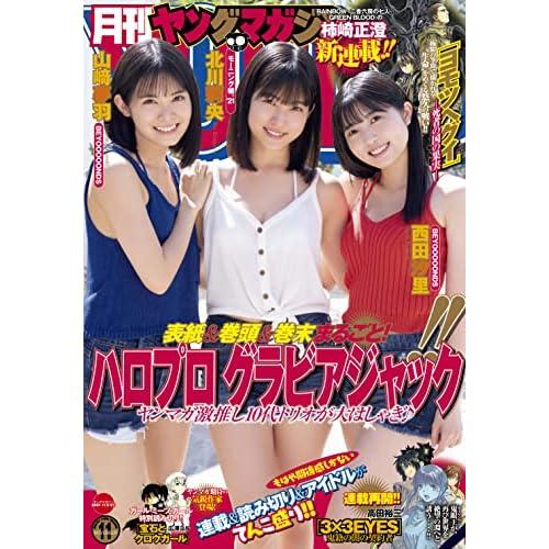 月刊ヤングマガジン 表紙画像