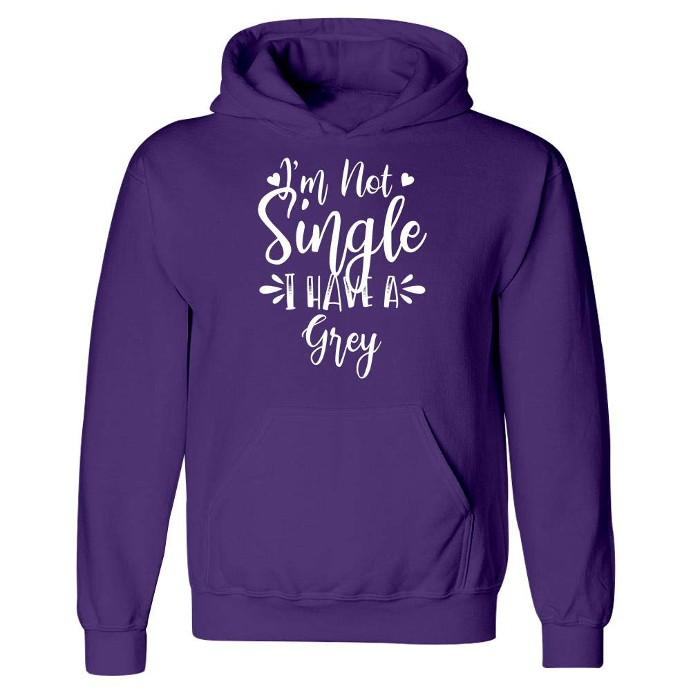Im Not Single I Have A Grey Dog Lover Shirts