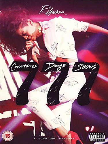 Rihanna 777: Documentary - 7Countries 7Days - 777 Store