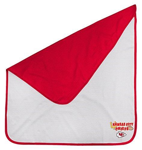 - Outerstuff NFL Newborn Lil Kicker Blanket, Kansas City Chiefs, Red, 1 Size