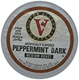 80ct k cup coffee - Victor Allen's Coffee Peppermint Bark K Cups, 80 Count (Compatible with 2.0 Keurig Brewers)