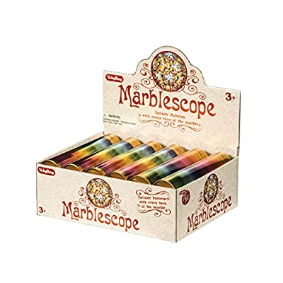 Schylling Marble Kaleidoscope MBK: Toys & Games
