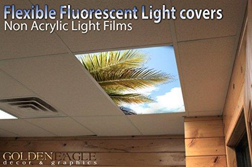 Suspended Ceiling Fluorescent Lights - 1