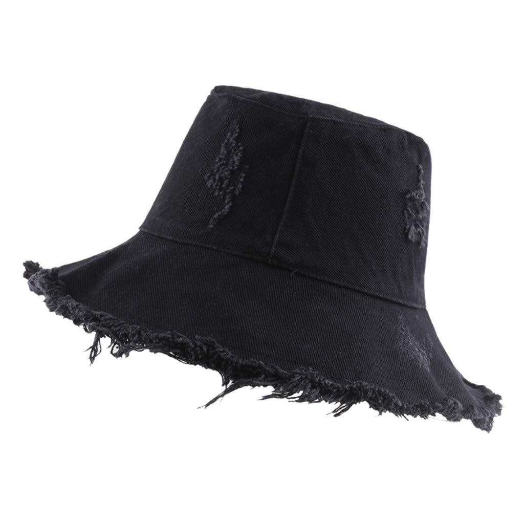 TUDUZ Sombreros De Verano De ala Ancha Sombrero para El Sol Rayos ...