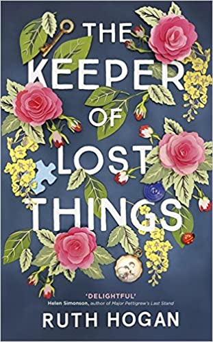 Image result for keeper of lost things