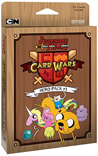 Adventure Time Card Wars Hero Pack #1 ()