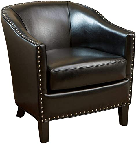 Christopher Knight Home Austin Leather Club Chair