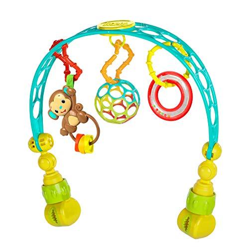 Bright Starts OBall Flex 'n Go Activity Arch Take-Along Toy