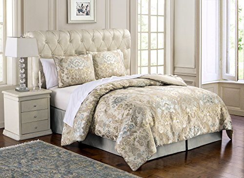 Price comparison product image Marquis By Waterford Warren Comforter Set, King, Multicolor