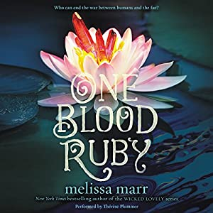 One Blood Ruby Audiobook