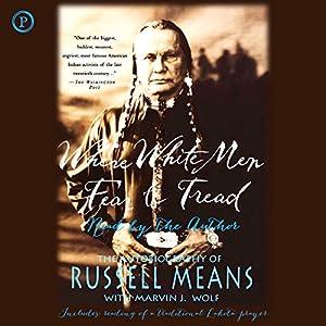 Where White Men Fear to Tread Audiobook
