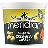 Meridian Organic Smooth Cashew Butter 1 Kg
