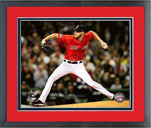 Chris Sale Boston Red Sox 2018 ALDS Action Photo (Size: 12.5