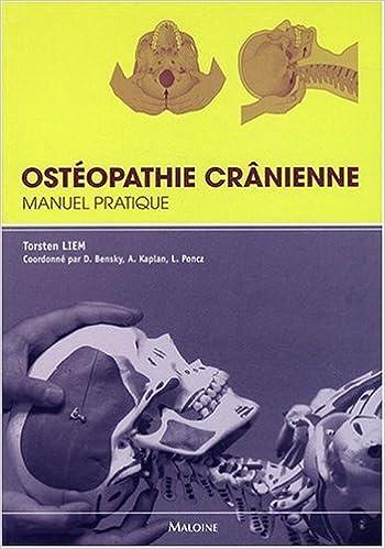 Lire Ostéopathie crânienne : Manuel pratique pdf epub