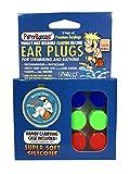 PUTTY BUDDIES Floating Earplugs 3-Pair Pack