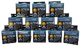 12 Ultra Pro Square BASEBALL DISPLAY Holder w/Stand UV Protection New Lot Set (12 Baseball Cube Bundle)