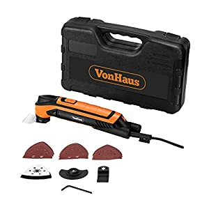 Vonhaus 220w Oscillating Multitool Detail Sander Precision