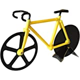 Mainroom Studios Bicycle Pizza Cutters - Parent (YELLOW)