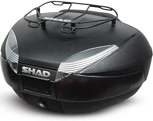 SHAD K0XC32ST Portapacchi per Bauletto Nero