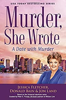 Book Cover: Murder, She Wrote A Date With Murder
