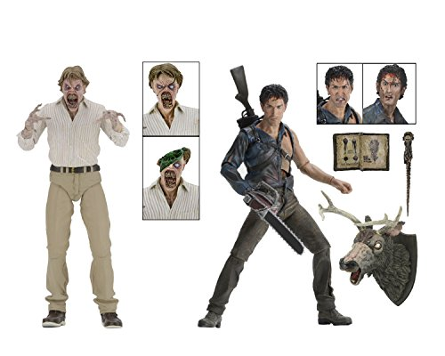 - NECA - Evil Dead 2 (30th Anniversary) Boxed Set - 7