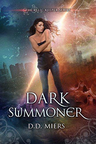 Dark Summoner (The Relic Keeper Book 1) by [Miers, D.D.]
