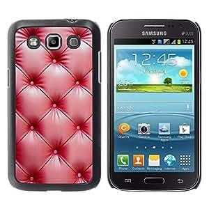 YiPhone /// Prima de resorte delgada de la cubierta del caso de Shell Armor - Red Leather Wrinkle Shiny - Samsung Galaxy Win I8550 I8552 Grand Quattro