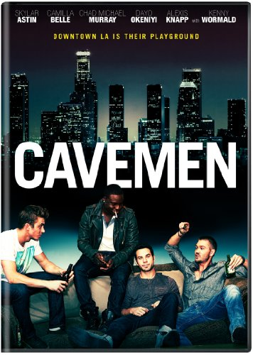 Cavemen -  DVD, Rated R, Herschel Faber