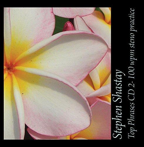 Top Phrases CD 2- 100 wpm steno practice