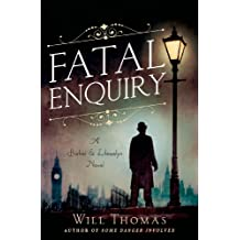 Fatal Enquiry: A Barker & Llewelyn Novel (Barker and Llewelyn Book 6)